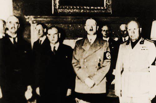 二战初期,英法的妥协,苏联为遏制德国而不懈努力