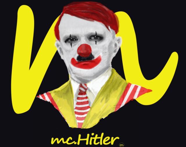 喜剧之王希特勒,若还活着且成单口相声家,能在喜剧界功成名就吗