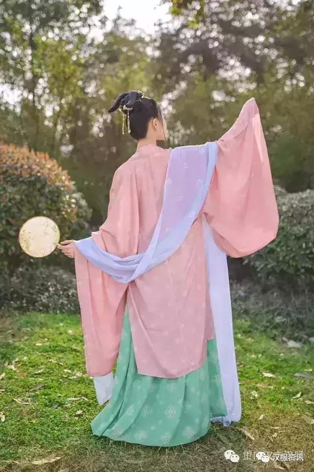 汉服文化,藏在古代衣袖里的秘密你知道吗?