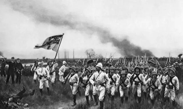 八国联军中最开心的国家:仅出兵85人,却白捡三千万两白银赔款